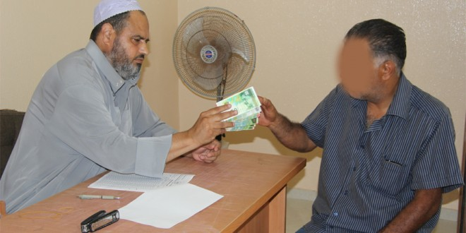 الجمعية الإسلامية تبدأ بتوزع كفالات مالية على 1286 أسرة