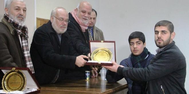 الجمعية الإسلامية ونادي الصداقة يقيمان حفلاً تكريمياً للدكتور الراحل شامية