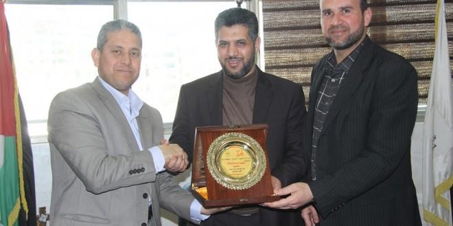 الجمعية الإسلامية تزور جمعية الرحمة للإغاثة والتنمية