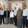 الجمعية الإسلامية تستقبل وفد من لجنة زكاة الرمال الشمالي