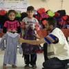الجمعية الإسلامية توزع مساعدات على 460 أسرة.