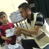 الجمعية الإسلامية توزع حقائب مدرسية وزي مدرسي على 180 أسرة فقيرة في قطاع غزة