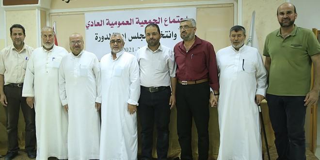 الجمعية الإسلامية في غزة تجري انتخاباتها للدورة الجديدة 2018/2021