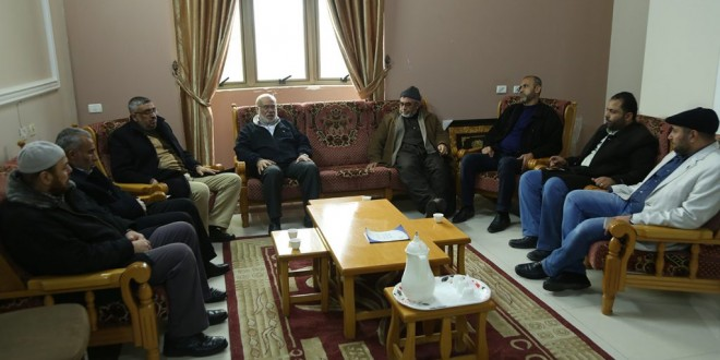 لجنة مستشفى اليمن السعيد تعقد اجتماعها الدوري