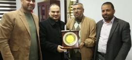 الجمعية الإسلامية في زيارة جمعية غزي دستك