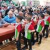 """رياض الأطفال في الجمعية الإسلامية تقيم حفلها التاسع والعشرين """"فوج براعم الكرامة"""""""