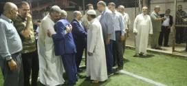 """بالصور/ وفد قافلة أميال من الابتسامات """"37"""" يزور الجمعية الإسلامية"""