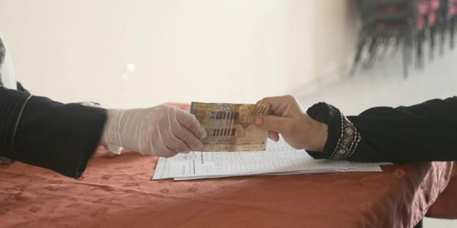في اليوم العشرين لحملة أنقذوا غزة الجمعية الإسلامية توزع كفالات أيتام نقدية