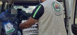 """🔷 في اليوم السادس والعشرين من حملة """"أنقذوا غزة""""، الجمعية الإسلامية تنفذ مبادرة سلة الخضار (5)"""