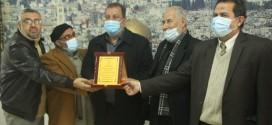 الجمعية الإسلامية بغزة وهيئة الزكاة الفلسطينية يبحثان سبل التعاون المشترك