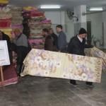 الجمعية الإسلامية محافظات غزة توزع مساعدات على 633 أسرة