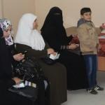 الجمعية الإسلامية توزع مساعدات