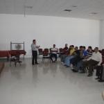 """اختتمت الجمعية الإسلامية بغزة، دورة حول """"فن التعامل والاتيكيت"""""""