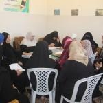 الجمعية الإسلامية تعقد دورة تدريبية لمحو أمية القرآن