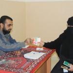 الجمعية الإسلامية توزع مساعدات على 1604 أسرة .
