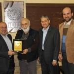 """""""الجمعية الإسلامية"""" تلتقي مدير مؤسسة IHH التركية بغزة"""