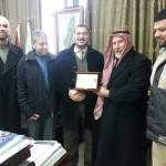 الجمعية الإسلامية تشكر هيئة الأعمال الخيرية لدورها الإغاثي والتنموي في فلسطين