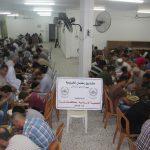 8013 أسرة مستفيدة من مشاريع الجمعية خلال رمضان