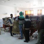 الجمعية الإسلامية تشرع في توزيع مشروع معونة الشتاء