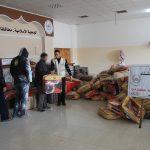 الجمعية الإسلامية - بغزة تستمر بتنفيذ مشروع معونة الشتاء