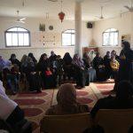 الجمعية الإسلامية تنظم جلسة تفريغ نفسي لأمهات الأيتام.