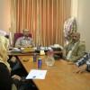 الجمعية الإسلامية تستقبل وفد من جمعية العلياء للتنمية الاجتماعية