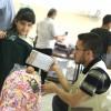 الجمعية الإسلامية توزع الحقيبة المدرسية على الأسر الفقيرة